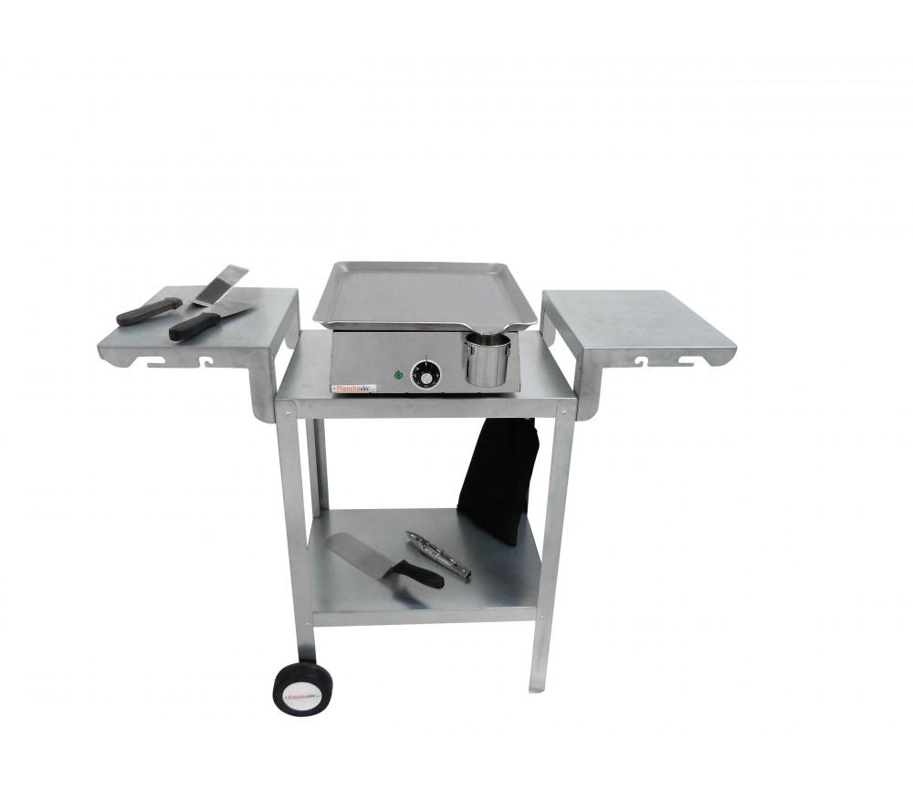 Plancha électrique CLASSIC 400