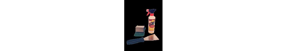 Accessoires de Nettoyage pour Plancha Electrique Inox